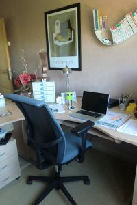 Le bureau de Du CliC @ la SouriS