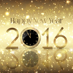Bonne année 2016-2